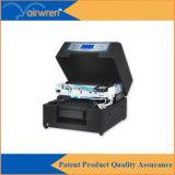 Máquina de impressão digital de couro de tamanho A4 com solvente ecológico com certificação Ce