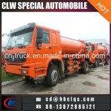 Camion de réservoir de disposition d'égout de camion-citerne de camion d'eaux d'égout de HOWO 8000L 10000L 12000L