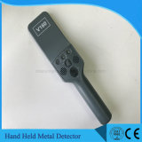 Détecteur de métaux tenu dans la main de sensibilité élevée V160 pour la qualité de détecteurs de garantie