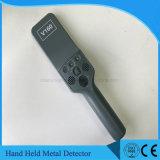 Detector de metales de alta sensibilidad Hand Held V160 para detectores de seguridad de alta calidad