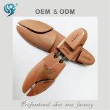 Acessórios de madeira do esticador da sapata dos homens do fabricante da fábrica