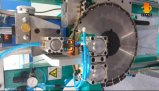 Het Verwarmen van de Inductie van de hoge Frequentie 16kw de Lasser van het Blad van de Machine van het Lassen