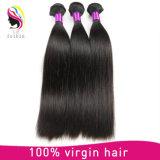 Weave волос 100% прямой шелковистый бразильский Remy
