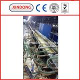 Линия штрангя-прессовани профиля мрамора Faux PVC делая машину
