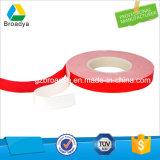 cinta roja de la espuma del trazador de líneas de la película del portador solvente del acrílico de 0.64m m (BY5064B)