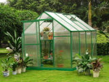 Serre chaude d'agriculture de serre chaude de jardin de polycarbonate