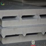 El panel de acero de la azotea del emparedado de la PU