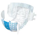 OEMの製造業者による使い捨て可能な魔法テープ把握大人のおむつ