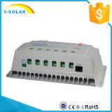 30A PWM Epsolarの充電器の放電叉のコントローラ12V/24V自動作業ライトおよびタイマーのコントローラ