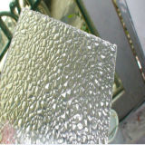 Лист поликарбоната пластичных продуктов твердый выбитый