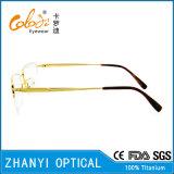 Рамка оптически стекел Eyewear Eyeglass самой последней конструкции бета Titanium (8301)