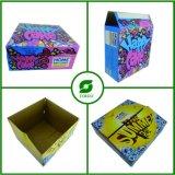 Caja al por mayor Diseño de envases de cartón de helado