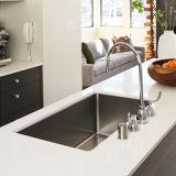 Edelstahl-einzelne Filterglocke-moderne Küche-Wannen