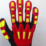 Перчатки поли нитрила Sandy законченный/Lycra с шить TPR