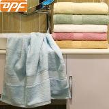 Верхний штапель хлопка 16s качества длинний покрашенный домой/полотенца ванны гостиницы