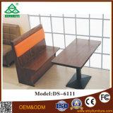 Excelente conjunto de sala de jantar em madeira de madeira