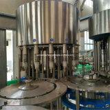 Cadena de producción en botella agua de llavero de la bebida de la máquina de rellenar del proyecto