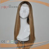 Parrucca umana dei capelli del Virgin delle trame complete fatte a macchina nessun scoppi