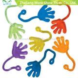 Mini brinquedos pegajosos dos favores de partido dos miúdos das mãos que Vending a novidade