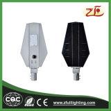 Luces de calle solares elegantes muy brillantes baratas de la lámpara LED del precio 2 años de garantía