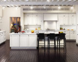 집에 의하여 이용되는 단단한 나무 부엌 찬장 현대 백색 식품 저장실
