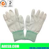 guantes revestidos de la palma antiestática sin pelusa de la PU 13G