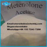 Músculo que construye el acetato sin procesar de Methenolone del polvo de la hormona de esteroides anabólicos