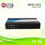 Poeの電源との小型UPS 9V 12V DC