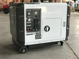 Générateur de moteur Super Silence de conception nouvelle 5kw