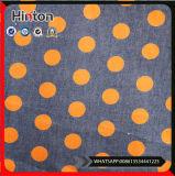 Tessuti del denim stampati cotone molle di usura dei bambini