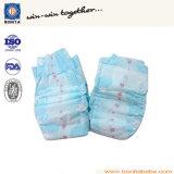 Couche de coton jetable confortable à sec