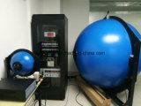 Sphère photométrique intégrante de modèle de la sphère DEL de normes du CEI pour le lumen