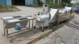 저미기 잘게 잘아 산업 자동적인 야채 세척 청소 가공 기계를 갈가리 찢기