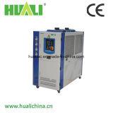 refroidisseur d'eau 30HP industriel en forme de boîte refroidi par air professionnel
