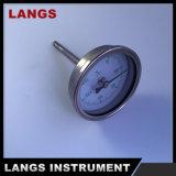 """006 2 """" hoher Quolity bimetallischer Rohr-Thermometer"""
