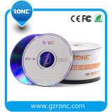 4.7GB disco en blanco DVD-R imprimible 16X