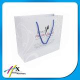Papel de embalagem Branco com o saco de papel do presente da cópia de cor contínua