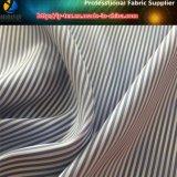 Merci rapide! Tessuto della banda tinto filato del tessuto del poliestere T400 con Wicking per la camicia