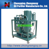 Vakuumturbine-Öl-Reinigung-Gerät mit ISO-Bescheinigung
