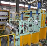 Volledig AutoRoestvrij staal die de Scherpe Fabriek van de Machine van de Lijn scheuren