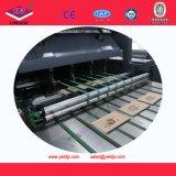 Chaîne de production enregistrée sur bande par colle froide complètement automatique de cahier Chine