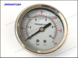 Og-011は接続の圧力計か黄銅の糸の圧力計またはオイルの圧力計を支持する