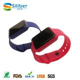 Digital-Gelee-Uhr-Silikon-Armband LED Sports Armbanduhr