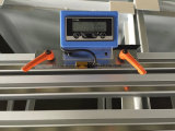 La falegnameria semi automatica si raddoppia ha veduto la tagliatrice con 45 gradi (TC-828A)
