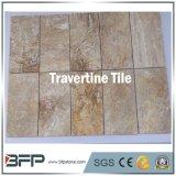Marmeren Tegels van de Travertijn van de Betonmolens van de Travertijn van de Prijs van Lowes de Beige voor Badkamers