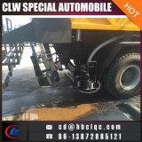 Caminhão Synchronous da selagem da microplaqueta do caminhão do aferidor da microplaqueta do asfalto de HOWO 6X4