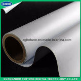 高力ヤーンのFrontlitの屈曲の旗PVC無光沢の印刷材料の二重側面