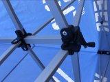 Tente se pliante imperméable à l'eau personnalisée d'écran de chapiteau de Gazebo de tente de bâti en aluminium (J-NF38F21001)
