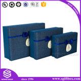 Casella di carta Handmade della stagnola su ordinazione di lusso di stampa per impaccare