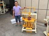 Тип машина Qt40-3c подвижной блока от Китая